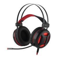 Headset Gamer Redragon Minos H210  Alta Qualidade de Som para o Seu Game  OHeadset Gamer Redragonpossui som cristalino e excelente isolamento de r