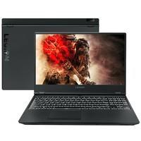 Atrativo para profissionais que buscam um notebook gamer com configurações potentes como a Placa de Vídeo GTX1050, e aliado a um design minimalista e