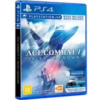 Graças ao aproveitamento do poder de processamento dos novos consoles de jogos de última geração, ACE COMBAT 7 surpreenderá os jogadores com a evoluçã