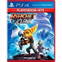 Jogue o jogo baseado no filme! Ratchet and Clank (PS4) é um jogo novo, inspirado em elementos do Ratchet and Clank (PS2) original.