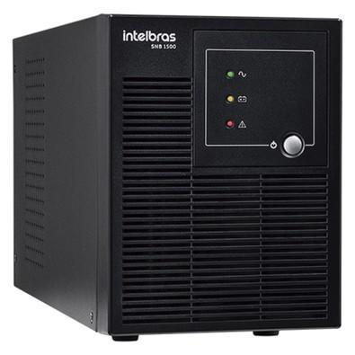 O Nobreak Senoidal SNB 1500 Intelbras oferece proteção e autonomia de funcionamento para equipamentos de uso profissional ou de alto desempenho como s