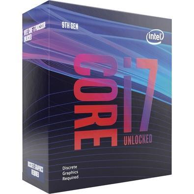 Processador Intel Core i7-9700KF  Os novos processadores Intel Core da 9ª Geração oferecem atualizações de desempenho incríveis para melhorar a produ