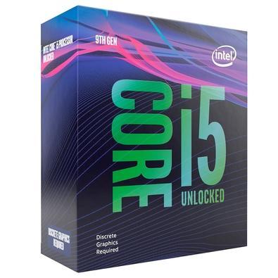 O Core i5-9600KF Processador LGA 1151 de seis núcleos de 3,7 GHz da Intel é projetado para jogos, criação e produtividade. Ele tem uma velocidade base