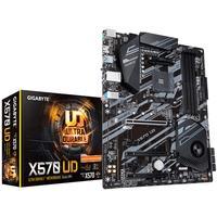 As motherboards GIGABYTE X570 baseadas no Chipset AMD X570 fornecem suporte completo para os Processadores AMD Ryzen ? de 3ª Geração. O novo design é
