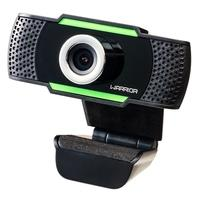 WebCam Warrior Maeve, projetada para oferecer melhor qualidade de imagem para suas transmissões, tudo que você precisa para uma transmissão em alta de
