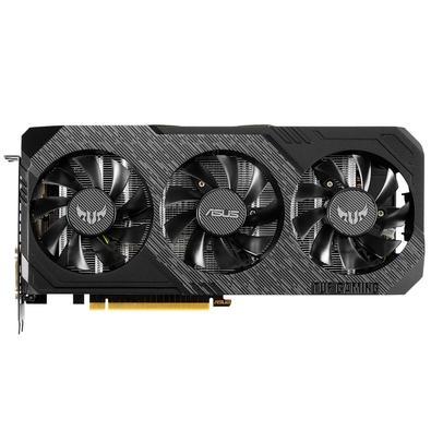 A TUF Gaming X3 GeForce GTX 1660 SUPER aumenta a aposta na refrigeração, sem sacrificar a durabilidade que a torna TUF. Cada placa é construída usando