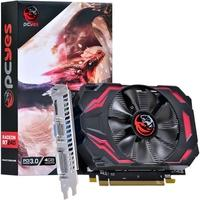 A Radeon R7 240 proporciona alto desempenho e qualidade de imagem HD 1080p  em seus jogos favoritos, incluindo recursos que elevam sua experiência a u