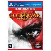 Originalmente desenvolvido pelo Santa Monica Studio da Sony Computer Entertainment, exclusivamente para o sistema PLAYSTATION 3, God of War III foi re