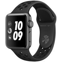 O novo Apple Watch Series 3 está; avanç;ado em todos os sentidos! Com GPS e novo altí;metro integrados, o ele registra todas as suas atividades ao ar