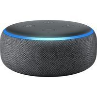 Amazon Smart Speaker Echo Dot Alexa - 3ª Geração  O Echo Dot é o nosso smart speaker de maior sucesso. Controlado por voz com a Alexa, ele é perfeito