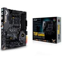 A placa-mãe Asus TUF Gaming X570-PLUS/BR AMD DDR4 A TUF Gaming X570-Plus reúne os elementos essenciais da mais recente plataforma AMD e os combina com