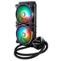 O Cooler para CPU RGB endereçável XPG LEVANTE 240 usa a mais recente solução de resfriamento da Asetek para garantir que o gerenciamento de temperatur