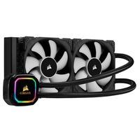 O CORSAIR iCUE H100i RGB PRO XT é um cooler líquido completo para CPU desenvolvido para proporcionar resfriamento extremo com pouco ruído. Acompanha u