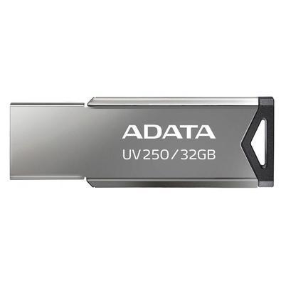 Ostentando um design limpo, sem tampa e capacidade de 32GB, o UV250 carrega seus dados em grande estilo!