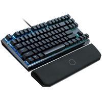 O MK730 é; um teclado para jogos Tenkeyless de ní;vel profissional para economizar espaç;o na mesa ou para o jogador em movimento. O design de alumí;n