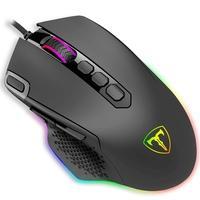 Mouse Gamer T-Dagger Bettle T-TGM305, RGB, 10 Botões, 8000DPI - T-TGM305
