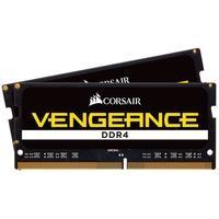 Os módulos de memória DDR4 SODIMM da série Corsair Vengeance foram projetados para alto desempenho nos sistemas Intel Core de sexta geração. Nenhuma c