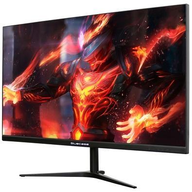 Monitor Gamer 2.5K Quad HD 75hz de atualização. Com 1 conector DisplayPort e 1 conector HDMI.