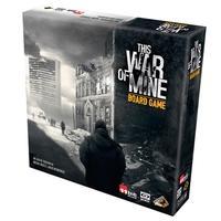 """This War of Mine: Board Game é um jogo totalmente cooperativo, com um sistema de """"monte e jogue"""", sendo uma luta pela sobrevivência. Neste desafiante"""