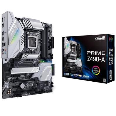 A série ASUS Prime foi habilmente projetada para liberar todo o potencial dos processadores Intel Core de 10a geração. Com um design robusto de energi