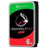 HD Seagate IronWolf Pro, 6TB, SATA - ST6000NE000