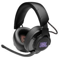 Projetado para imersão e desempenho, o headset para jogos sem fio JBL Quantum 600 2.4GHz oferece uma vantagem clara sobre a concorrência com som preci