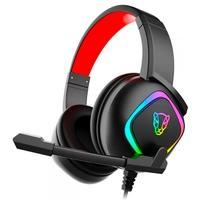 O Headset G750 é perfeito para os gamers que procuram conforto e leveza e uma qualidade auditiva inigualável. Equipado com a tecnologia 7.1 virtual pr
