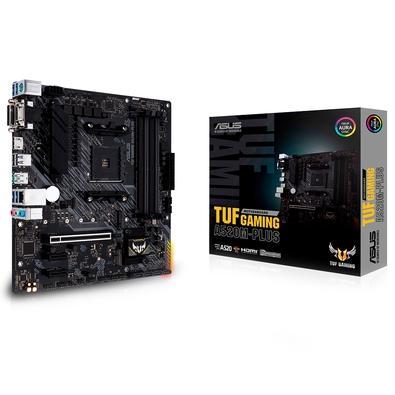 Soquete AMD AM4: pronta para processadores AMD Ryzen e AMD Ryzen with Radeon de terceira geração. Refrigeração abrangente: dissipadores de calor no VR