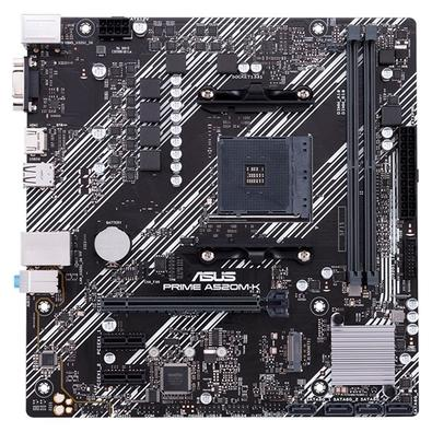 A série ASUS Prime foi projetada para liberar todo o potencial da plataforma AMD Ryzen de terceira geração. Com design robusto de energia, soluções ab