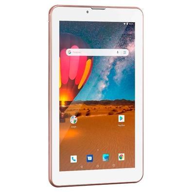 O Tablet Multilaser M7 3G PLUS conta com um processador veloz para um desempenho ainda mais potente. Com 1GB de memória RAM, a experiência é ainda mel