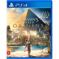 Jogo Assassin´s Creed Origins Antigo Egito, uma terra de nobreza e intriga, está desaparecendo em uma luta implacável pelo poder. Desvende segredos ob