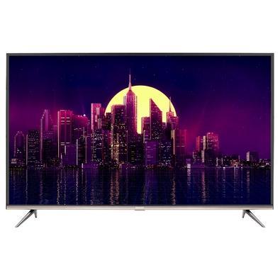 """Smart TV TCL 50"""" 4K UHD Sua primeira TV TCL 4K com inteligência artificial A sua interação com a TV evoluiu. O poder da inteligência Artificial. Utili"""