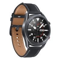 O smartwatch que cuida de você. O Galaxy Watch3 combina a produtividade de um smartphone com uma das principais tecnologias de saúde em um dispositivo