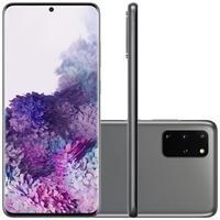 Samsung Galaxy S20 Plus O Samsung Galaxy S20 Plus é um smartphone Android de alta qualidade amigável com câmera que pode satisfazer até os usuários ma