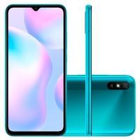 Smartphone Xiaomi Redmi 9A, 32GB, 13MP, Tela 6.53´, Verde Peacock Green - CX298VRD