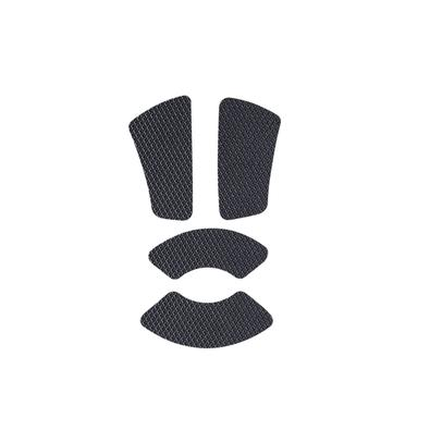 A fita Razer Mouse Grip é feita de poliuretano, um material usado para cabos de raquetes. Suas propriedades de absorção de suor e pegajosa garantem qu