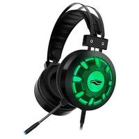 Conheça o nosso headset gamer PH-G720BK Kestrel. Visual moderno, com iluminação multicores, se adequa perfeitamente ao seu setup gamer. O arco e almof