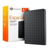 Armazenamento complementar simples que vai junto com você: O disco rígido portátil Seagate Expansion oferece uma solução fácil de usar quando você pre