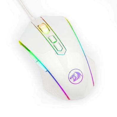 O mais novo e impressionante modelo na linha Redragon Chroma: O Memeanlion traz a incrível tecnologia RGB Chroma da Redragon com um estilo ambidestro
