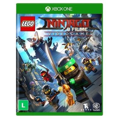 LEGO NINJAGO O Filme Videogame permitirá que os jogadores mergulhem no mundo da nova aventura animada do cinema. No jogo, os jogadores batalharão para