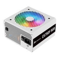 As fontes de alimentação totalmente modulares CORSAIR CX-750F RGB Series oferecem energia eficiente 80 PLUS Bronze para seu sistema, juntamente com a