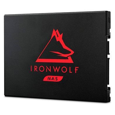 SSD Seagate IronWolf, 500GB, SATA, Leituras: 560MB/s e Gravações: 540MB/s - ZA500NM1A002