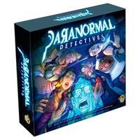 Prepare-se para uma investigação paranormal! Enquanto um dos jogadores assume o posto de fantasma, vítima de uma misteriosa morte, os demais participa