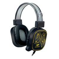 Conheça o nosso headset gamer PH-G320BKV2 Crane. Visual excêntrico, com iluminação multicores, mas sem abrir mão de conforto - o arco se ajusta e enca