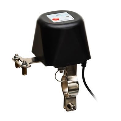 Automação de Registro de Água KaBuM! Smart: inteligência e praticidade para seu ambiente! Ideal para gerenciar e monitorar a abertura e fechamento do
