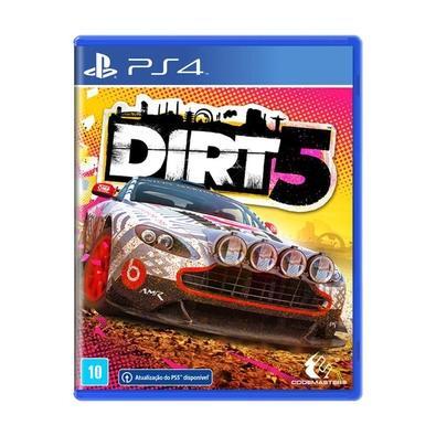 Dirt 5 traz o título mais ambicioso de todos os tempos da lendária série de corridas da Codemaster, com gráficos retrabalhados, vivos em detalhes prim