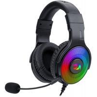 Headset Gamer Redragon Pandora 2, RGB, P3/USB, Driver 50mm, Preto - H350RGB-1.