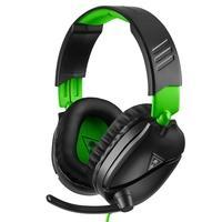 Construído para a sua próxima vitória, o headset para jogos Turtle Beach Recon 70 oficialmente licenciado para Xbox One e Xbox Series X | S. Apresenta