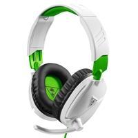 O headset para jogos Turtle Beach Recon 70 para Xbox foi feito para a sua próxima vitória, sua última conquista e mais. Com o mais atual design leve e