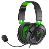 Eleve o áudio do jogo e conforto no Xbox One ao próximo nível com o headset para jogos TURTLE BEACH RECON 50X. O RECON 50X oferece o mais atual design